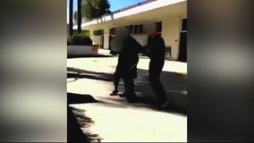 Caught on video: Simi Valley High School student attacked