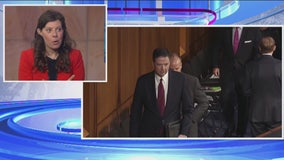 Political analyst Jessica Levinson on Comey's testimony before Congress