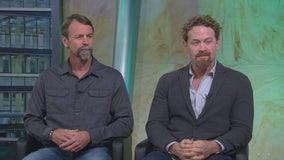 Max Martini & Tom Spooner discuss new film 'Sgt. Will Gardner' and benefit to veteran charities