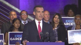 Los Angeles Mayor Eric Garcetti says no to run for governor
