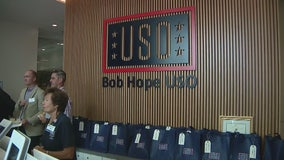 Bob Hope USO at LAX to offer haven for military