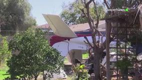Pilot killed in small plane crash in Riverside