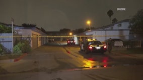 3 members of Orange County family stabbed; son in custody