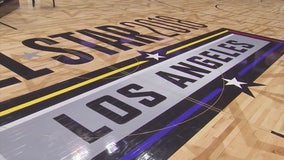 67th NBA All-Star Game in Los Angeles this weekend!