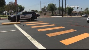 Boy hit and killed in crosswalk