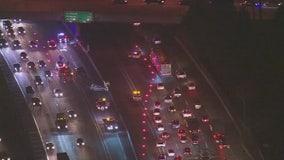Fatal crash under investigation on 10 Freeway in Pomona