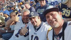 Rams fan in Norwalk wins Super Bowl tickets