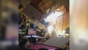 Roof collapse reported at casino in Gardena