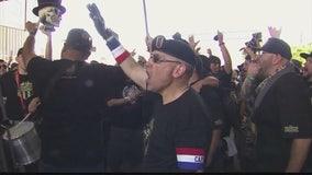 LAFC fan rally held