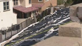 Santa Clarita residents prepare for more rain