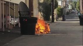 Serial arsonist search in Santa Monica