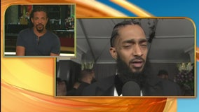 TMZ's Charles Latibeaudiere discusses Nipsey Hussle's memorial service plans
