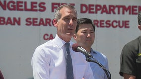 L.A. Mayor Disaster Preps