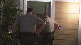 Authorities respond to Cerritos home of Las Vegas shooter's ex-wife