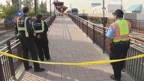 Stabbing on Metro Gold Line
