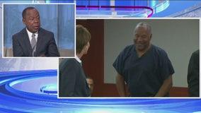 Attorney Leo Terrell on OJ Simpson up for parole: 'He has a positive attitude'
