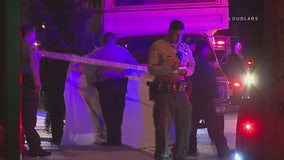 Woman's body found in gutter of Garena street