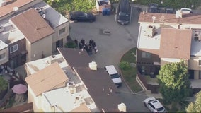 Man in custody in connection to death of elderly woman in Alhambra