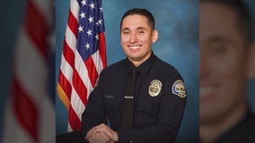 Gardena motorcycle officer dies after collision in Harbor City