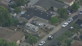 Man suspected of firing shots in Norwalk neighborhood barricaded inside home