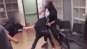 Maywood teacher punches student in viral video speaks out