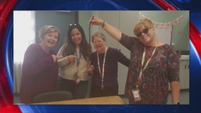 Photo of teachers posing with noose causing uproar in Palmdale
