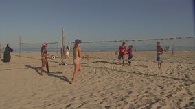 Move over, beach volleyball: Beach tennis taking over the sand
