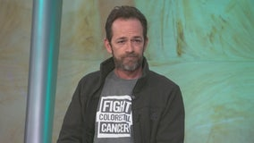 Luke Perry, '90210' and 'Riverdale' star, reportedly suffers stroke