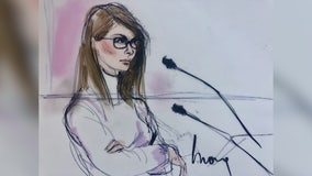 Actress Lori Loughlin appears in court