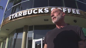 Customers say WeHo Starbucks covered power outlets to discourage loitering
