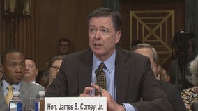 Trump abruptly fires FBI's Comey in midst of Russia probe