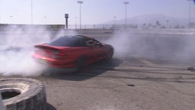 Legal street racing in Irwindale