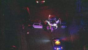 Reckless DUI pursuit - Crash