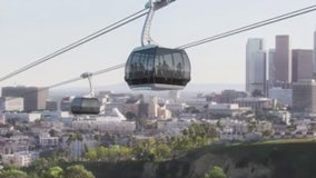 Plan for gondola lift project from Union Station to Dodger Stadium moves forward
