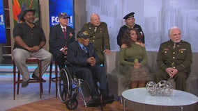 World War II veterans to be honored at LA based event