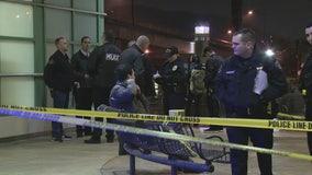 Man stabbed at Burbank Metrolink station