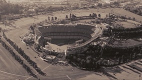 How Dodger Stadium came to be