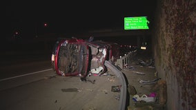 2 killed in crash on 22 Freeway in Westminster