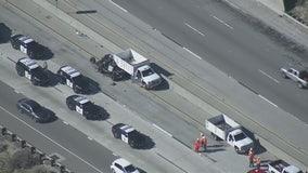 Off-duty LA county firefighter killed in Santa Clarita crash