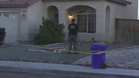 12-year-old girl killed in Victorville shooting