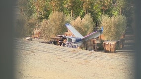 Second plane crashes near La Verne