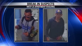 West LA burglaries