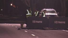 Woman killed in Huntington Beach hit-and-run