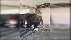 SUV crash injures 3 in Westminster