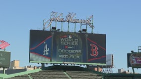 Dodgers, Red Sox to open World Series in Boston