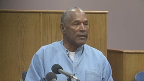 O.J. Simpson granted parole after nearly 9 years in prison