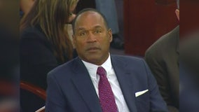 OJ Simpson's parole hearing scheduled for Thursday