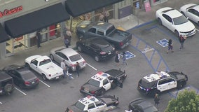 Vehicle crashes into building in Bellflower