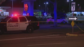 Woman killed in Chino 'Big Lots' parking lot