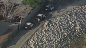 Body of teen found along San Gabriel riverbed in South El Monte
